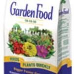 Espoma Garden Food