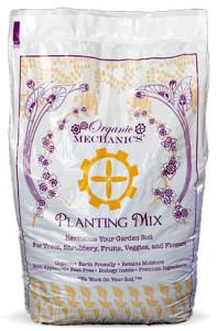 Organic Mechanics Planting Mix