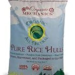 Organic Mechanics Rice Hulls
