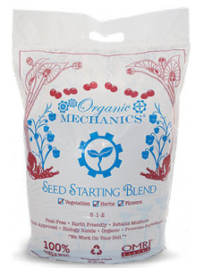 Organic Mechanics Seed Starting Blend