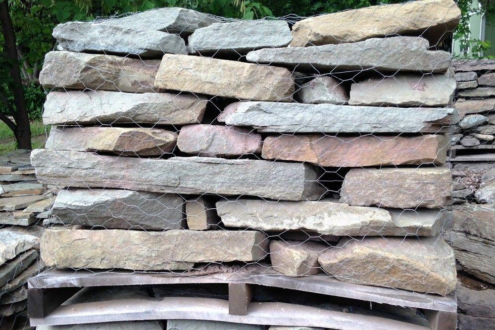 Medium Colonial Wallstone
