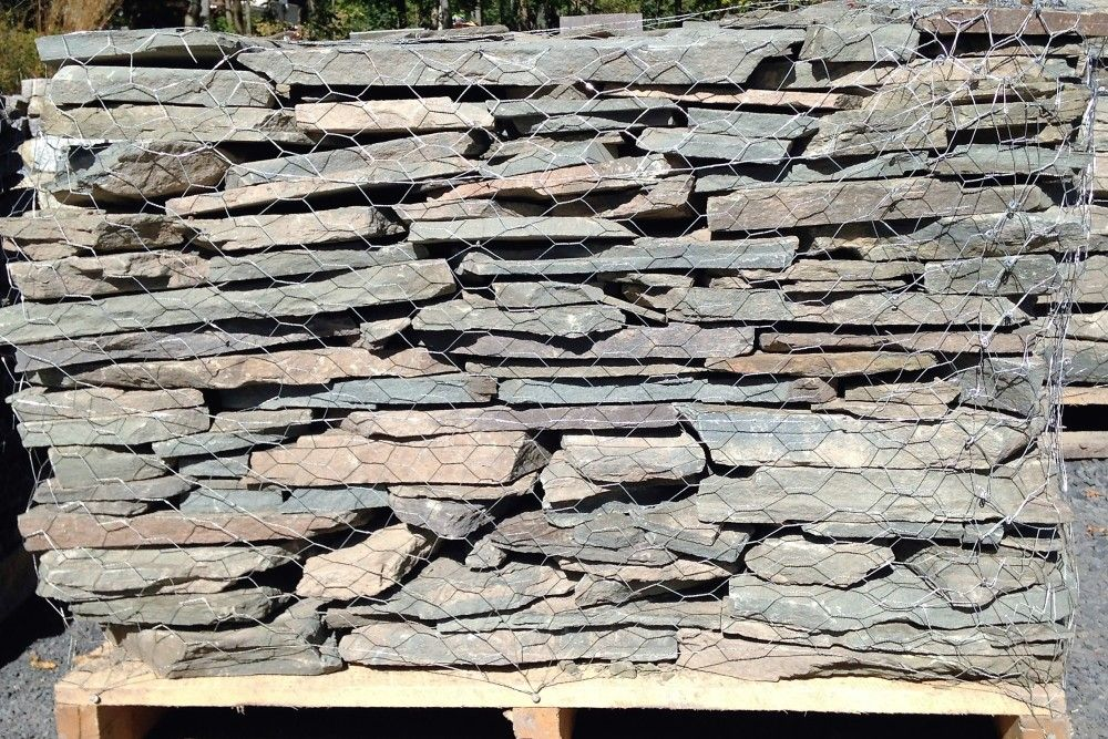 Colonial Wallstone Pallet