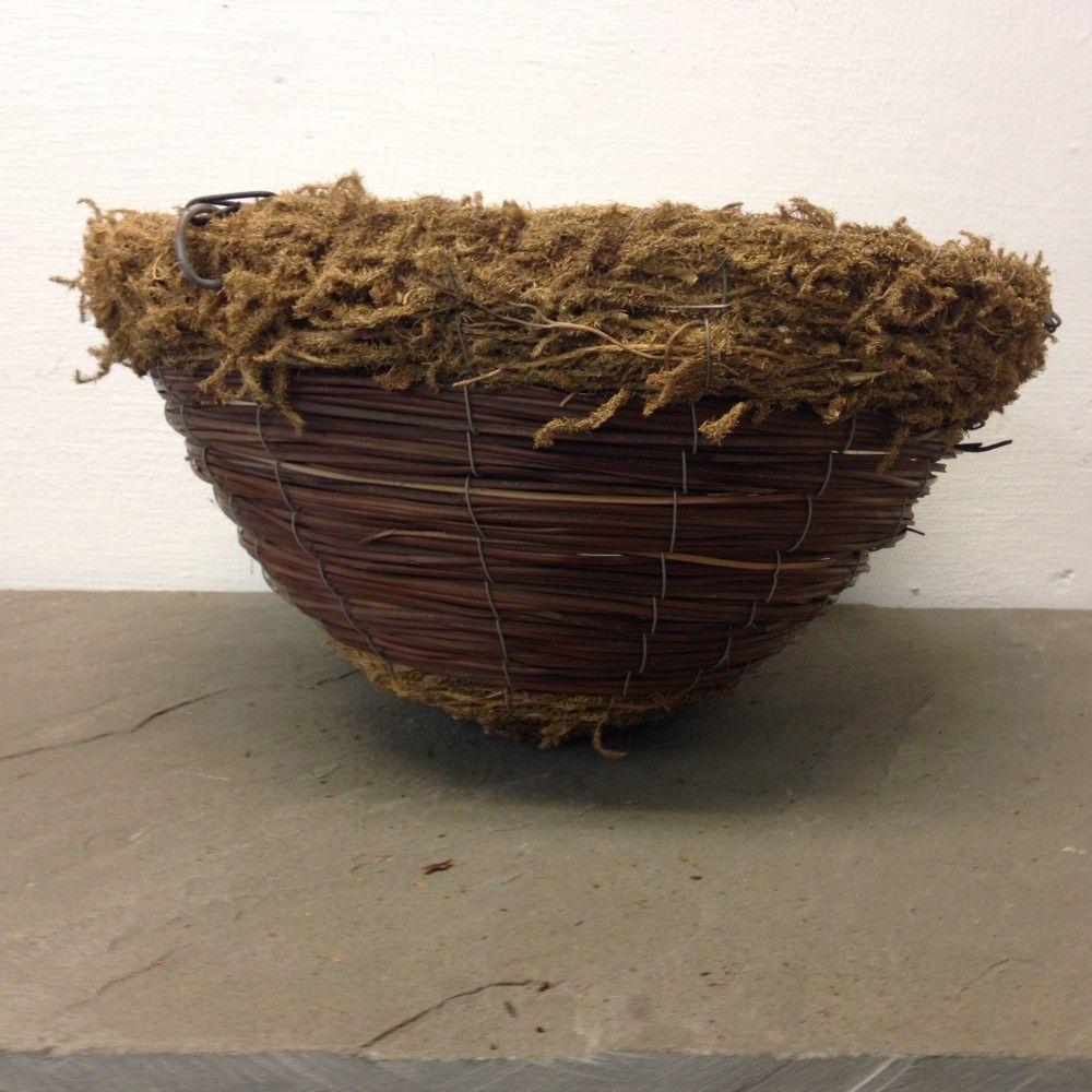 Coco Moss Hanging Basket
