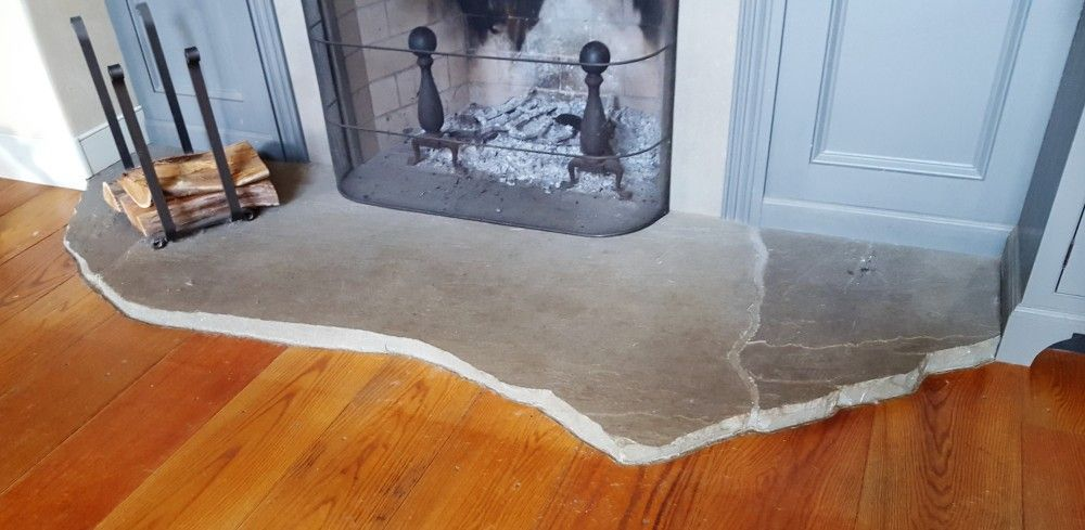 Irregular Fireplace Hearth