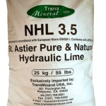 St. Astier NHL 3.5 Lime Mortar