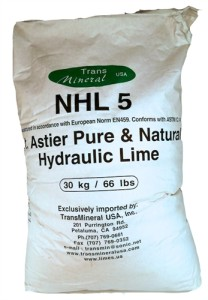 St. Astier NHL 5 Lime Mortar