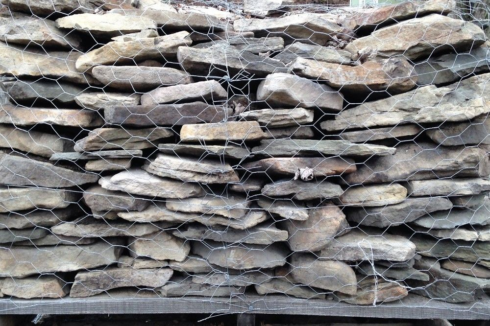 "PA Fieldstone (1-3"" thick)"
