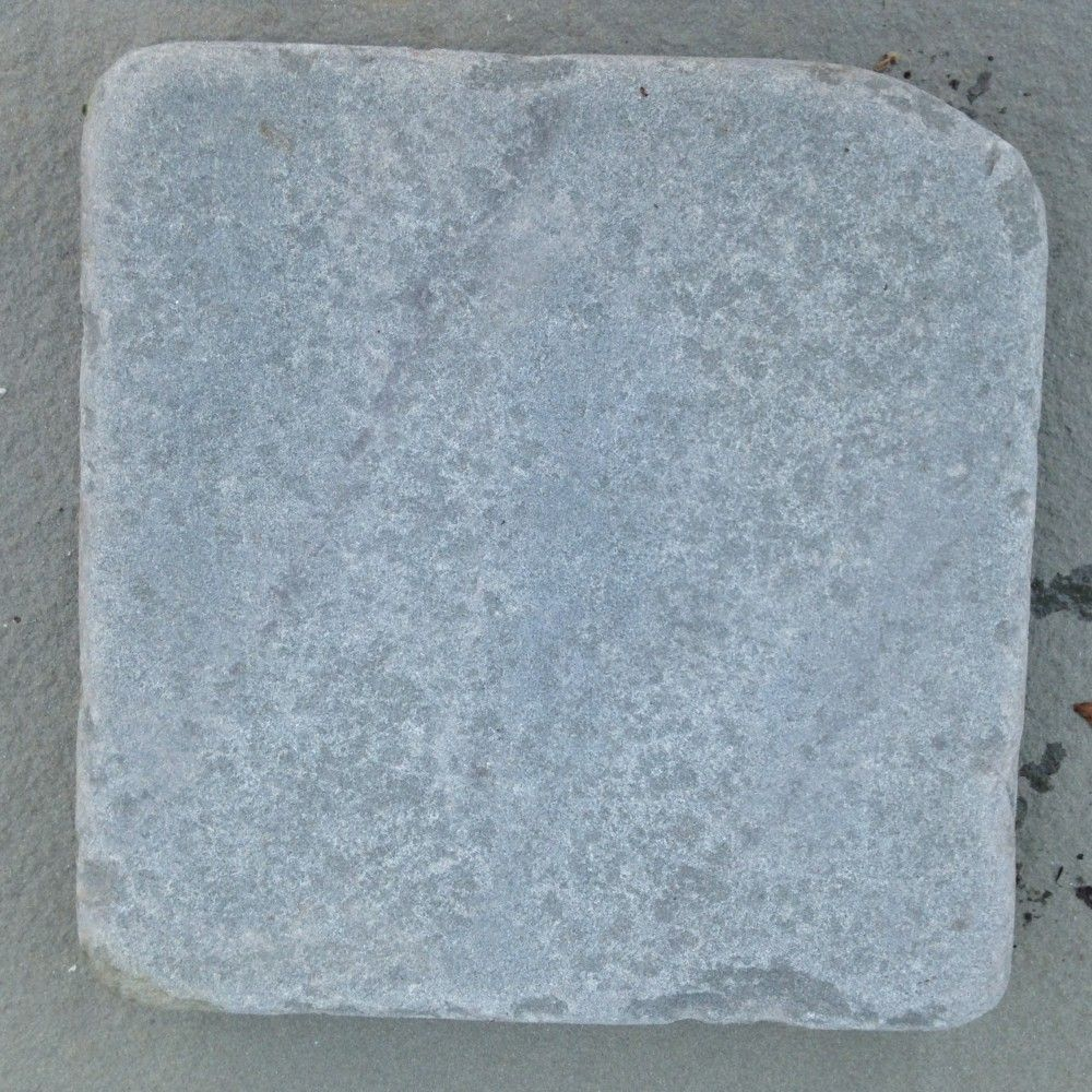 Tumbled Bluestone Detail