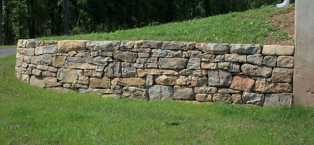 Granite Wall Detail