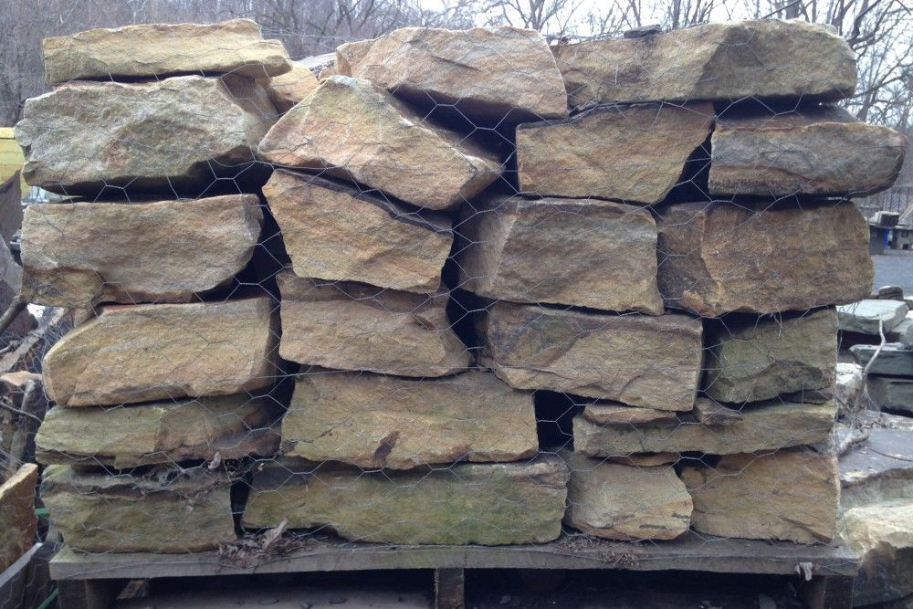Heavy West Mountain Stone Pallet