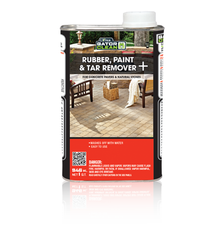 Concrete dissolver cleaner chemical