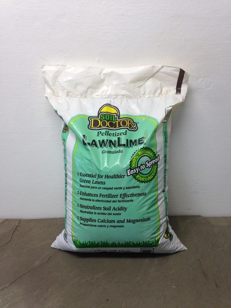 Lawn Lime
